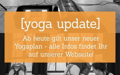 Neuer Yogaplan | Yoga an der Wuppertaler Nordbahntrasse